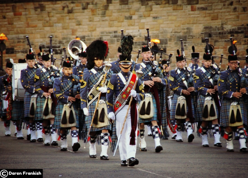 The royal edinburgh military tattoo 2015 united states for Royal edinburgh military tattoo