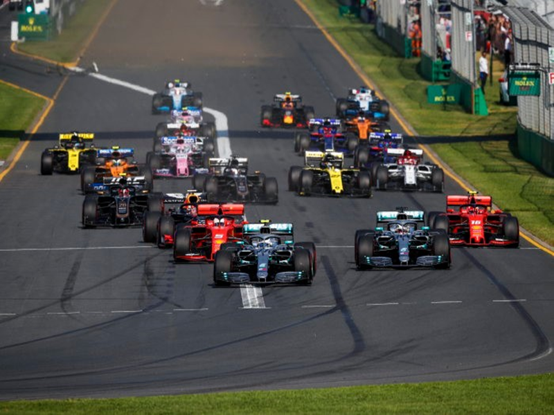 2019 Australian Grand Prix - United States Press Agency News