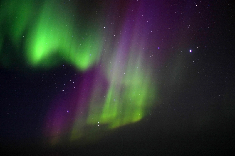 Northern Lights/Aurora - United States Press Agency News ...