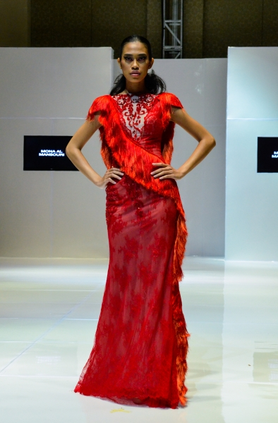 Mona Al Mansouri Fashion Designer