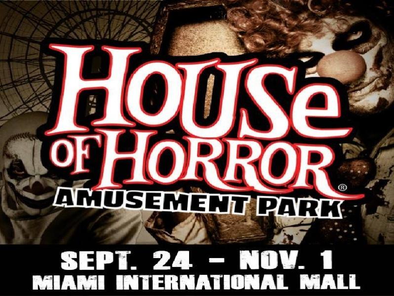 Source: House Of Horror Amusement Park