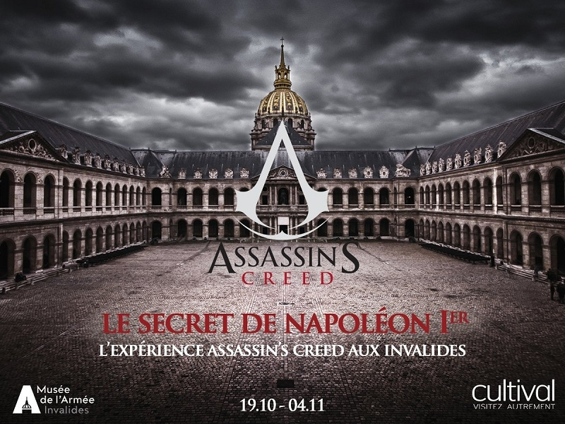 Assassin S Creed A Unique Immersive Game Experience At The