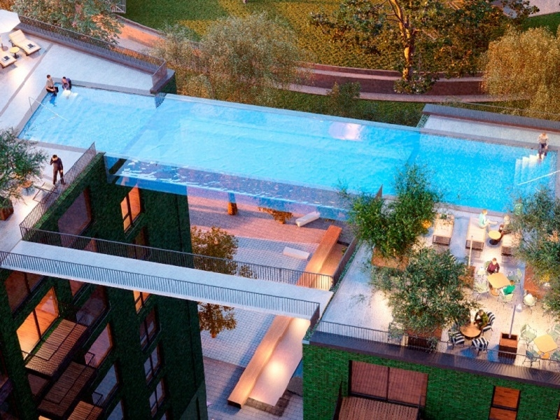 Flood Of Swimming Pools For Oligarchs In London Ruby Bird United States Press Agency News