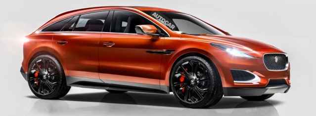Jaguar Land Rover Registered Names For Electric Cars