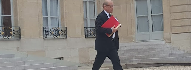 FOREIGN AFFAIRS MINISTER DRIAN TO MEET SERGEI LAVROV IN RUSSIA TO