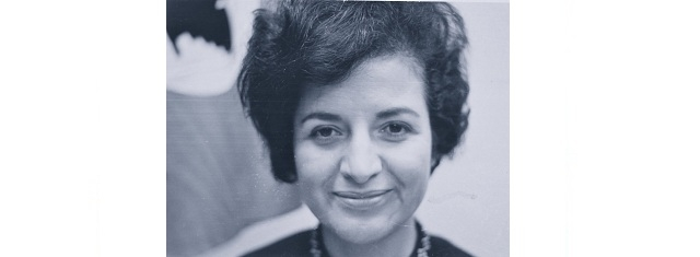 Almost 90, This CHICANA HIDDEN FIGURE Shapes The FUTURE With Her ...