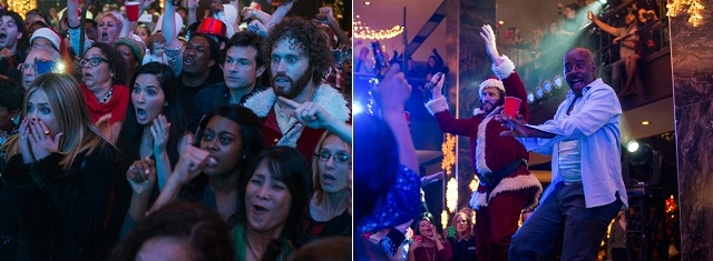Christmas Office Party Cast.Office Christmas Party A Christmas Comedy Starring An
