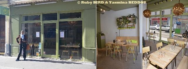first restaurant paris